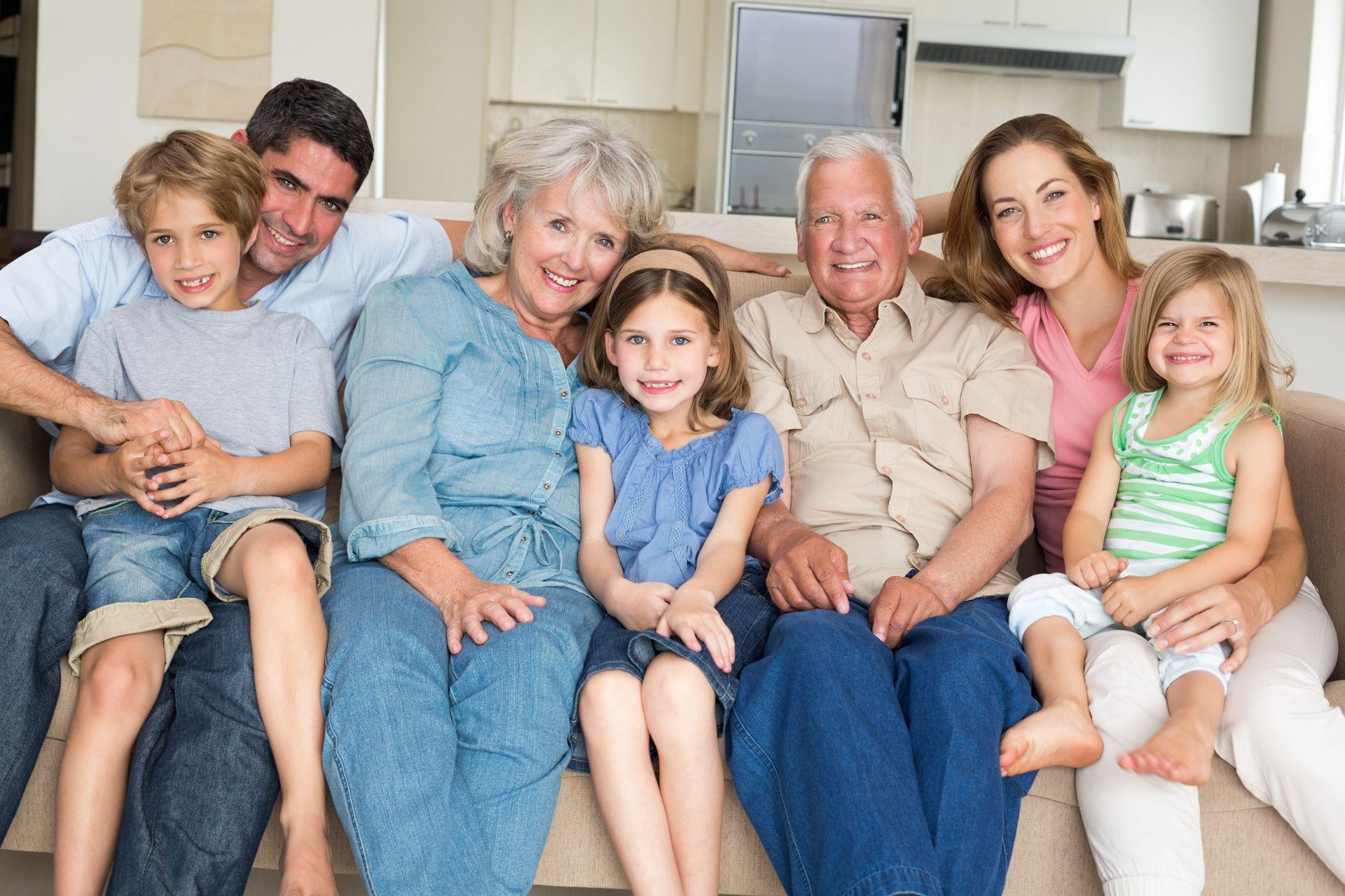 Trenton Family Dentistry - photo of family